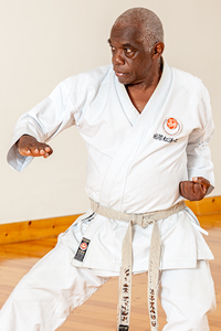 Sensei James Field